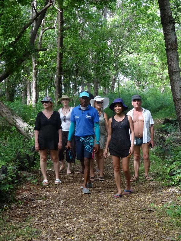 Ile d'Ambre avec Le Grand Bleu Excursion Patrick KARIA