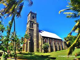 Eglise poudre d or
