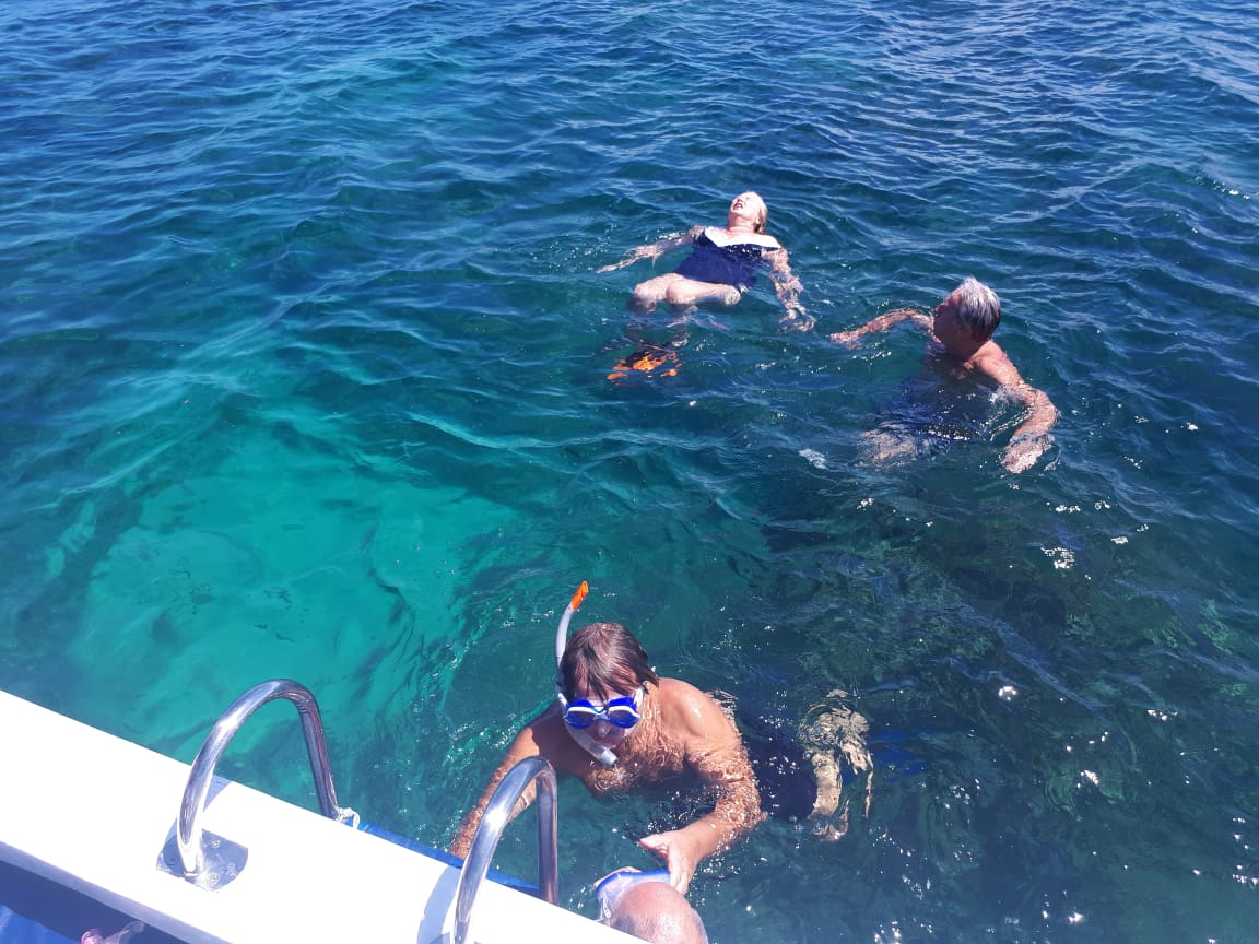 Plongée en apnée avec le Grand Bleu-Patrick KARIA