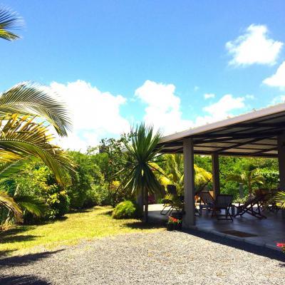 Villa Citronnier à Poudre d'Or Village Ile Maurice